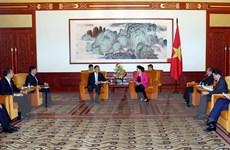 Việt Nam hoan nghênh các dự án đầu tư hướng đến bảo vệ môi trường