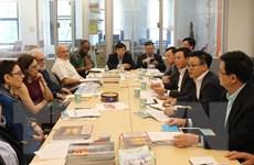 Việt Nam-Mỹ hợp tác nghiên cứu tư vấn chính sách và chia sẻ tri thức