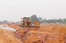 Đồng loạt triển khai các gói thầu xây lắp dự án đường vành đai 5