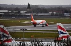 Sân bay Gatwick của Anh đóng cửa đường băng do trục trặc kỹ thuật