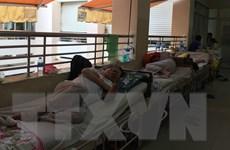 TPHCM: Các bệnh viện quá tải bệnh nhân điều trị sốt xuất huyết