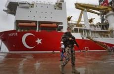 EU khó nhất trí về trừng phạt hành vi khoan dầu của Thổ Nhĩ Kỳ