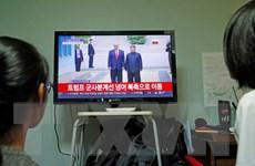 Lịch trình đàm phán Mỹ-Triều sẽ được công bố vào tuần tới