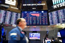 Thị trường chứng khoán Mỹ thăng hoa trong phiên cuối tuần