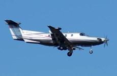 Máy bay rơi khi cất cánh tại Thụy Điển khiến 9 người thiệt mạng
