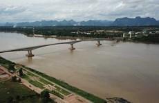 Thái Lan: Mực nước sông Mekong xuống thấp nhất trong 10 năm