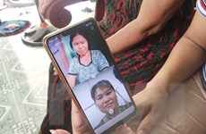 Người phụ nữ tìm lại được gia đình sau 24 năm bị bán sang Trung Quốc