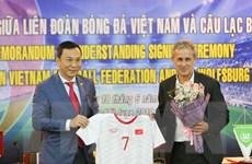 Ông Trần Quốc Tuấn được bổ nhiệm làm Chủ tịch Ủy ban thi đấu AFC