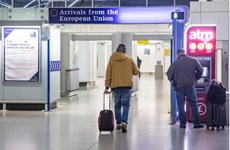 Cảnh báo rào cản thu nhập với lao động nước ngoài ở Anh hậu Brexit