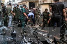 Syria: Nổ bom tại tỉnh Daraa khiến nhiều người thương vong