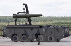 Nga-Mỹ tham vấn về ổn định chiến lược và kiểm soát vũ khí