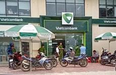 Thanh Hóa: Cướp bịt mặt nổ súng cướp ngân hàng giữa ban ngày