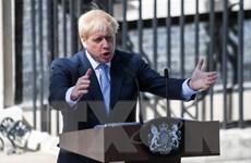 Tân Thủ tướng Johnson hứa hẹn 'thời kỳ hoàng kim' cho nước Anh