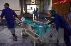 IS thừa nhận tham gia đánh bom liên hoàn tại Afghanistan