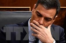 Thủ tướng Tây Ban Nha liên tiếp thất bại trong bỏ phiếu tín nhiệm