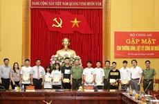 Bộ Công an tri ân các gia đình thương binh-liệt sỹ của ngành