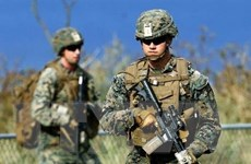 Venezuela lo ngại khả năng lính thủy đánh bộ Mỹ thâm nhập vào nước này