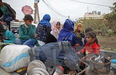 Lực lượng chính phủ Syria tái kiểm soát khu vực Tây Bắc Syria