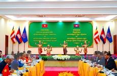 Hội Hữu nghị Việt Nam-Campuchia hoạt động có chiều sâu và hiệu quả