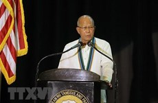 Philippines chỉ trích các hành động của Trung Quốc tại Biển Đông