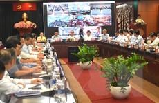 Thành phố Hồ Chí Minh quyết tâm lập lại trật tự xây dựng đô thị
