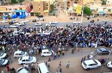 Sudan: Các thủ lĩnh phong trào biểu tình hủy đàm phán với TMC