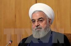 Tổng thống hai nước Pháp và Iran điện đàm về căng thẳng Iran-Mỹ