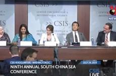 [Video] Nhật Bản, Ấn Độ, Australia lo ngại trước diễn biến ở Biển Đông