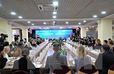 Cần Thơ giới thiệu thế mạnh, mời gọi các doanh nghiệp Nga tới đầu tư