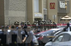 Mexico tăng cường bảo vệ công dân tại Mỹ sau vụ xả súng