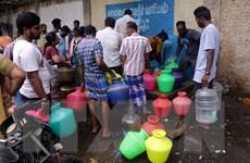 Khoảng 25% dân số thế giới đối mặt với nguy cơ thiếu nước sinh hoạt