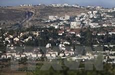 Israel xúc tiến kế hoạch xây hơn 2.300 nhà định cư tại Bờ Tây
