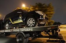Brazil tìm được kẻ chủ mưu cướp 770kg vàng tại sân bay ở Sao Paulo