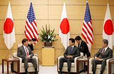Nhật Bản và Mỹ nhất trí tăng cường hợp tác trong vấn đề Triều Tiên