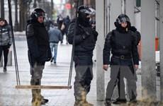 Lực lượng an ninh Nga tiêu diệt một đối tượng âm mưu tấn công khủng bố