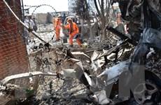Taliban nhận là chủ mưu vụ nổ tại Kabul, số nạn nhân lên tới 95 người