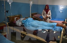 Vụ nổ ở Kabul: Số nạn nhân thương vong tiếp tục tăng cao