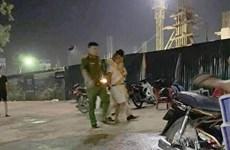 Phú Thọ: Cảnh sát giao thông bị người vi phạm đâm trọng thương