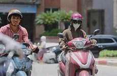 Nam Bộ mưa dông, Đông Bắc Bộ và Hà Nội nắng nóng tới 36 độ C