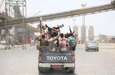 Phiến quân Houthi tấn công Saudi Arabia bằng tên lửa đạn đạo