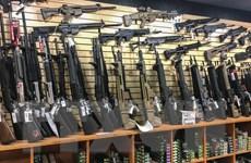 Mỹ: Việc kiểm soát vũ khí tấn công chưa nhận được sự ủng hộ chính trị