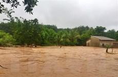 [Video] Thủy điện Đắk Ka gặp sự cố, nguy cơ vỡ đập cận kề