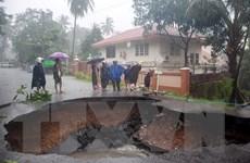 Myanmar tìm thấy 22 thi thể nạn nhân trong vụ lở đất