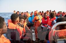 Tàu Ocean Viking cứu thêm hơn 40 người ngoài khơi Libya