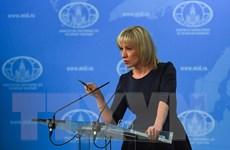 Nga kêu gọi Trung Quốc cùng hợp tác chống sự can thiệp của Mỹ