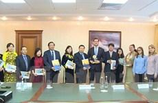 Nga sẵn sàng hỗ trợ Bắc Ninh phát triển thành phố thông minh