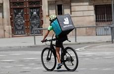 Dịch vụ giao đồ ăn Deliveryoo của Anh sắp ngừng hoạt động ở Đức