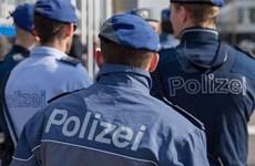 Thụy Sĩ bắt giữ người đàn ông Đức mang một balô đầy bom giả
