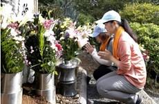 Nhật Bản tưởng niệm 520 nạn nhân vụ tai nạn máy bay thảm khốc