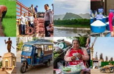 Ngân hàng Thế giới lạc quan về tăng trưởng kinh tế của Lào